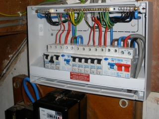 David Savery Electrical Services Ltd Mains Electrical