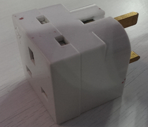 unfused adaptor